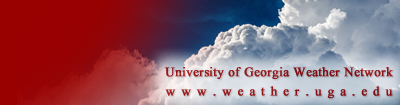 University of Georgia Weather Network